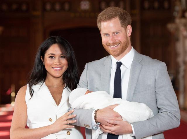 画像: 家族写真が撮影される英国王室のクリスマスカード