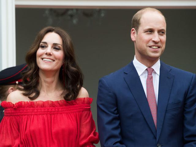 王子 ウィリアム