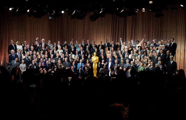 画像: アカデミー賞は数千人の業界人による投票