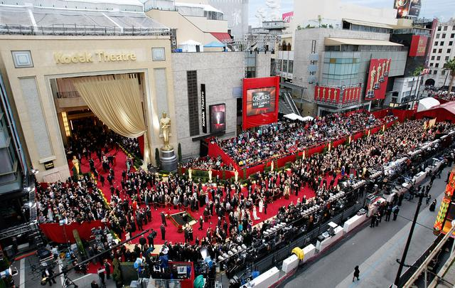 画像2: アカデミー賞は3400人規模