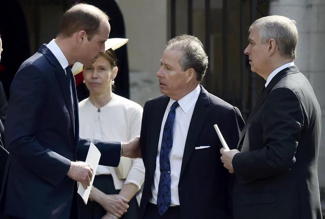 画像: マーガレット王女の息子で超有名組織の会長