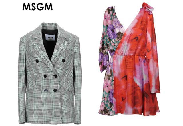 画像2: MSGM:おしゃれセレブが注目する旬なブランド