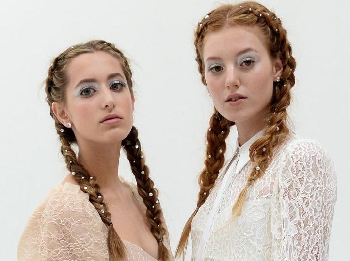 画像: Alice + Olivia New York Fashion Week