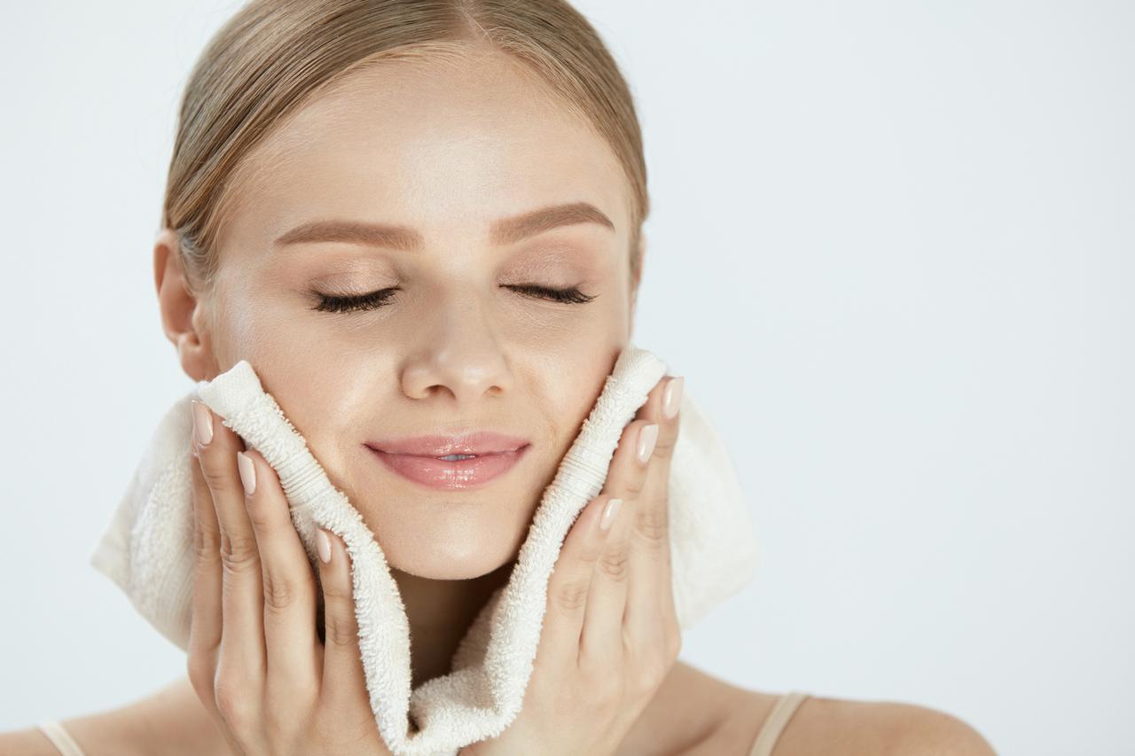 画像2: 顔と体で同じタオルを使ってもいいの?