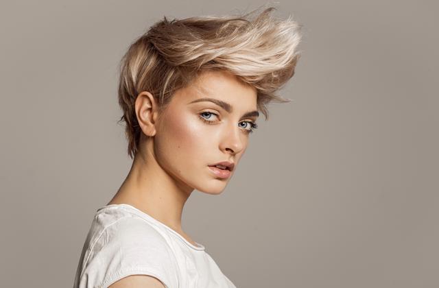 画像: オシャレで可愛い「ボーイッシュヘア」