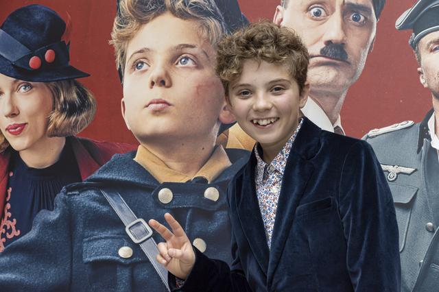 画像: 『ジョジョ・ラビット』の主人公は最年少ノミネート