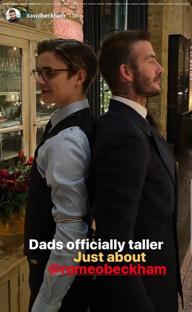 画像2: ついに次男に身長を抜かされる!?