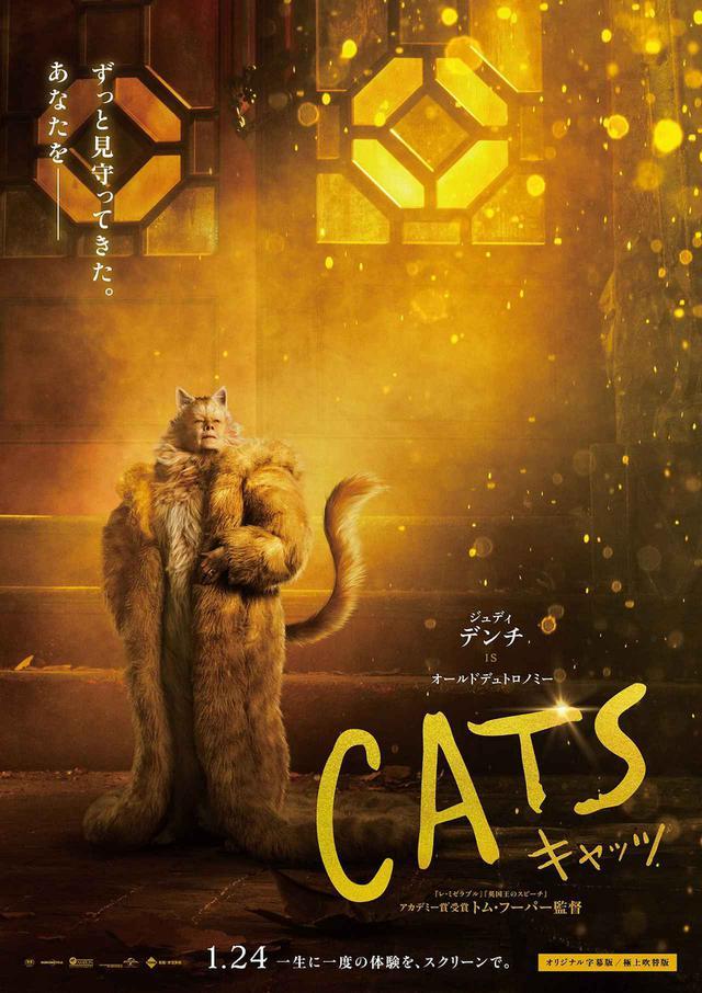 画像5: 1月24日公開の映画『キャッツ』