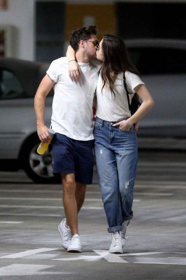 画像: 交際中は、巨大量販店の駐車場で人目もはばからずキスをするほどラブラブだったヘイリーとナイル。