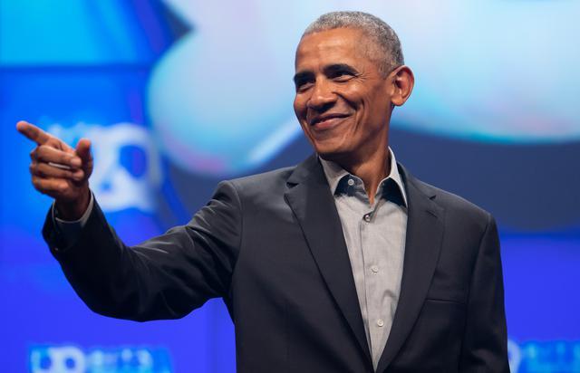 画像: なぜオバマ元米大統領に感謝した?