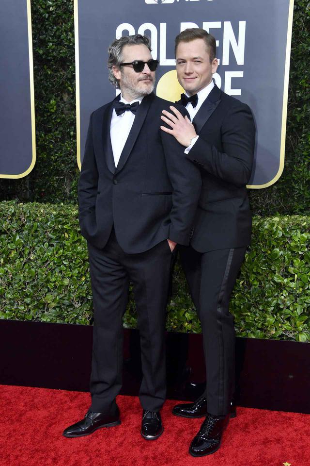 画像2: 主演男優賞を受賞した2人がレカペで意気投合