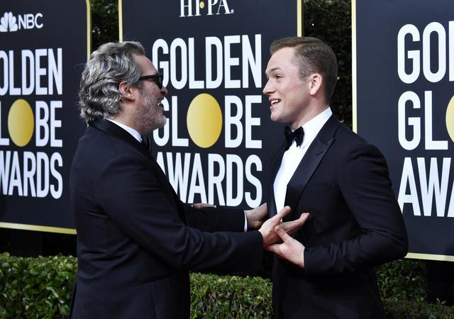 画像1: 主演男優賞を受賞した2人がレカペで意気投合