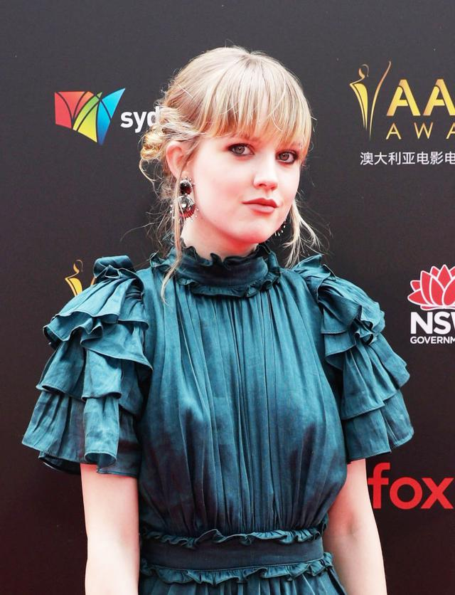 画像: マルケラ・カヴェナー。オーストラリアのドラマを中心に活躍。2020年には出演映画『トゥルー・ヒストリー・オブ・ザ・ケリー・ギャング』が公開予定。