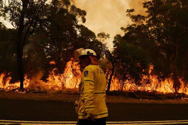 画像: 火災が起こっていた頃のクルヌラ。