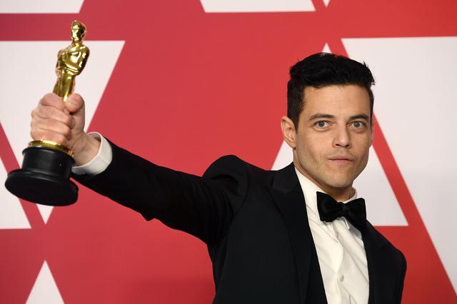 画像: 映画『ボヘミアン・ラプソディ』で主演男優賞を獲得したラミ・マレック。