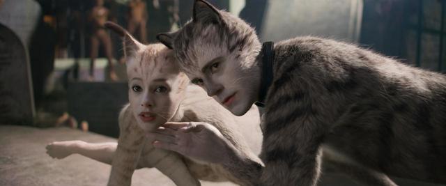 画像: 『キャッツ』の見どころである視覚効果