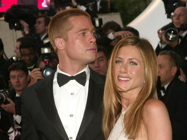 画像1: ブラッドとジェニファー、ファン待望の再会