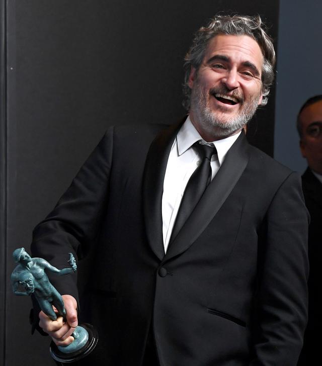 画像: ゴールデン・グローブ賞に続き主演男優賞のホアキン・フェニックス