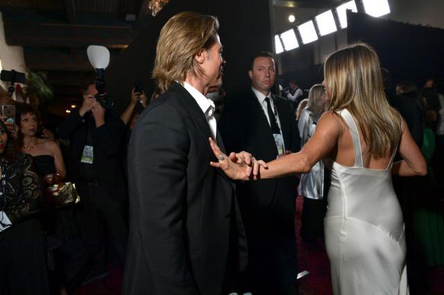 画像5: ブラッドとジェニファー、ファン待望の再会
