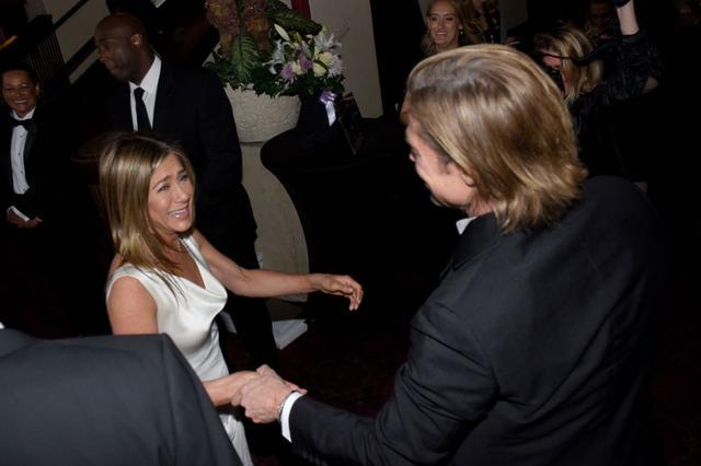 画像3: ブラッドとジェニファー、ファン待望の再会