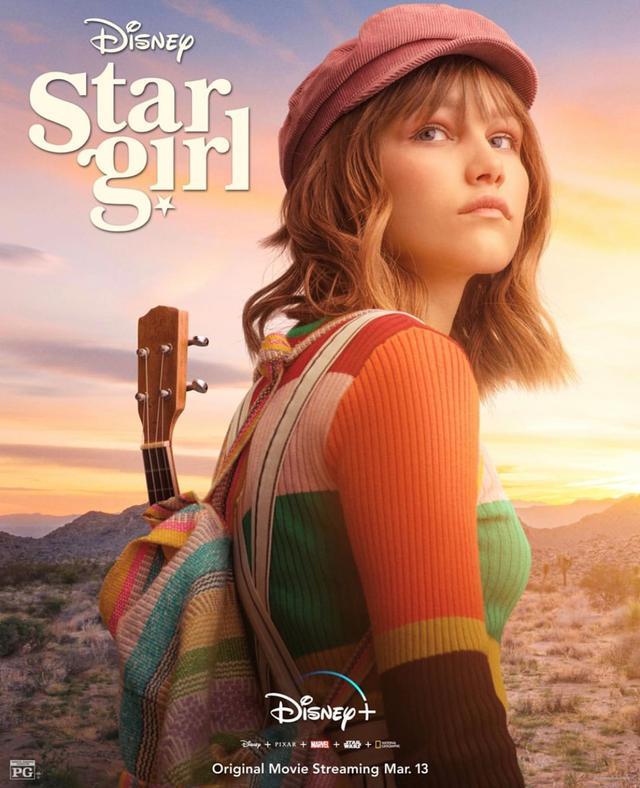画像: Disney+『スターガール』でグレースが女優デビュー