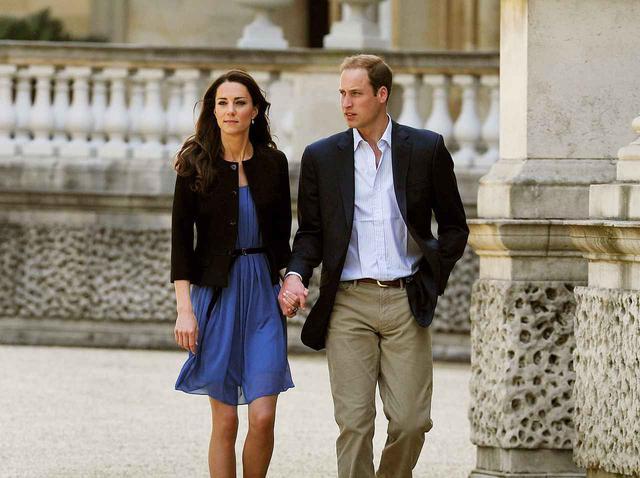 画像: 2011年のキャサリン妃とウィリアム王子。