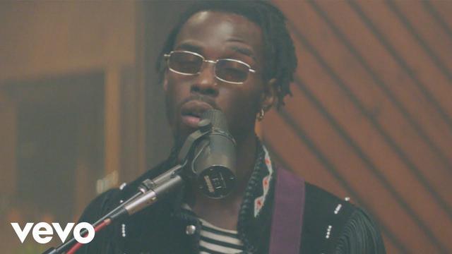 画像: Black Pumas - Colors (Official Live Session) www.youtube.com
