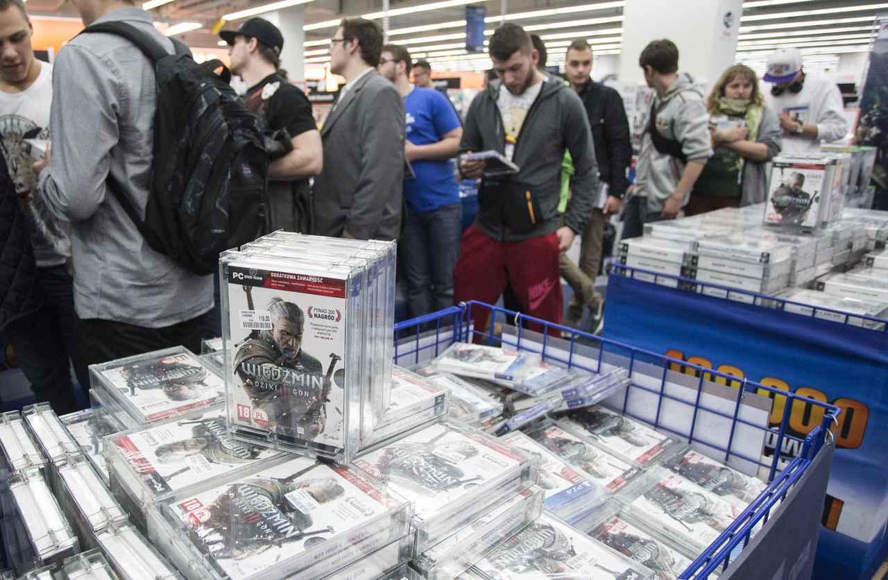 画像: ゲーム版『ウィッチャー3 ワイルドハント』はカルト的人気作