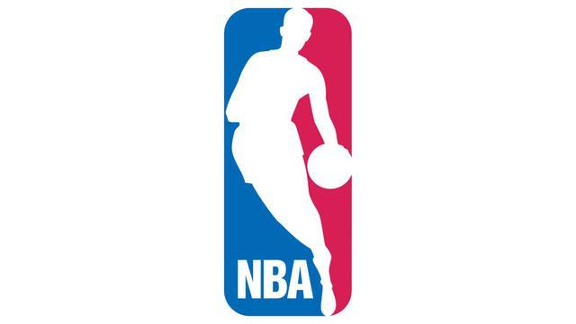 画像: 現在のNBAロゴ。