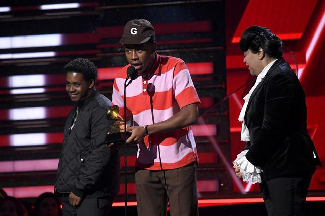 画像2: グラミー賞授賞式のステージで任天堂スイッチ