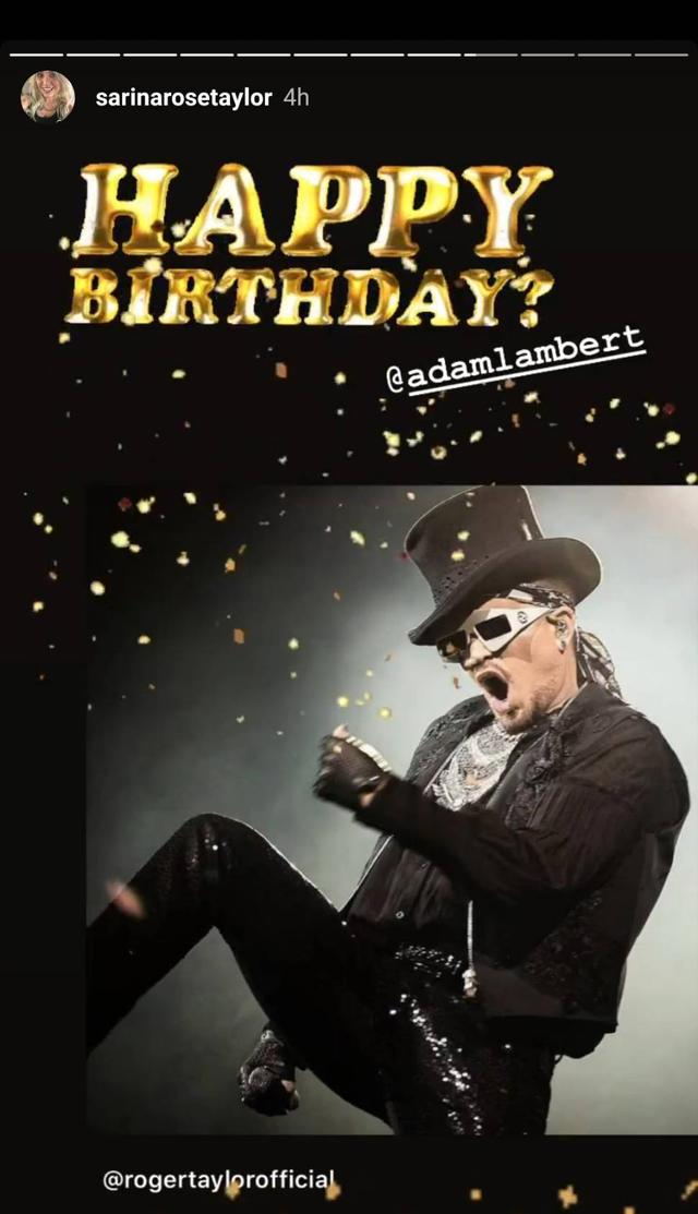 画像: アダムが38歳の誕生日を大阪で迎える