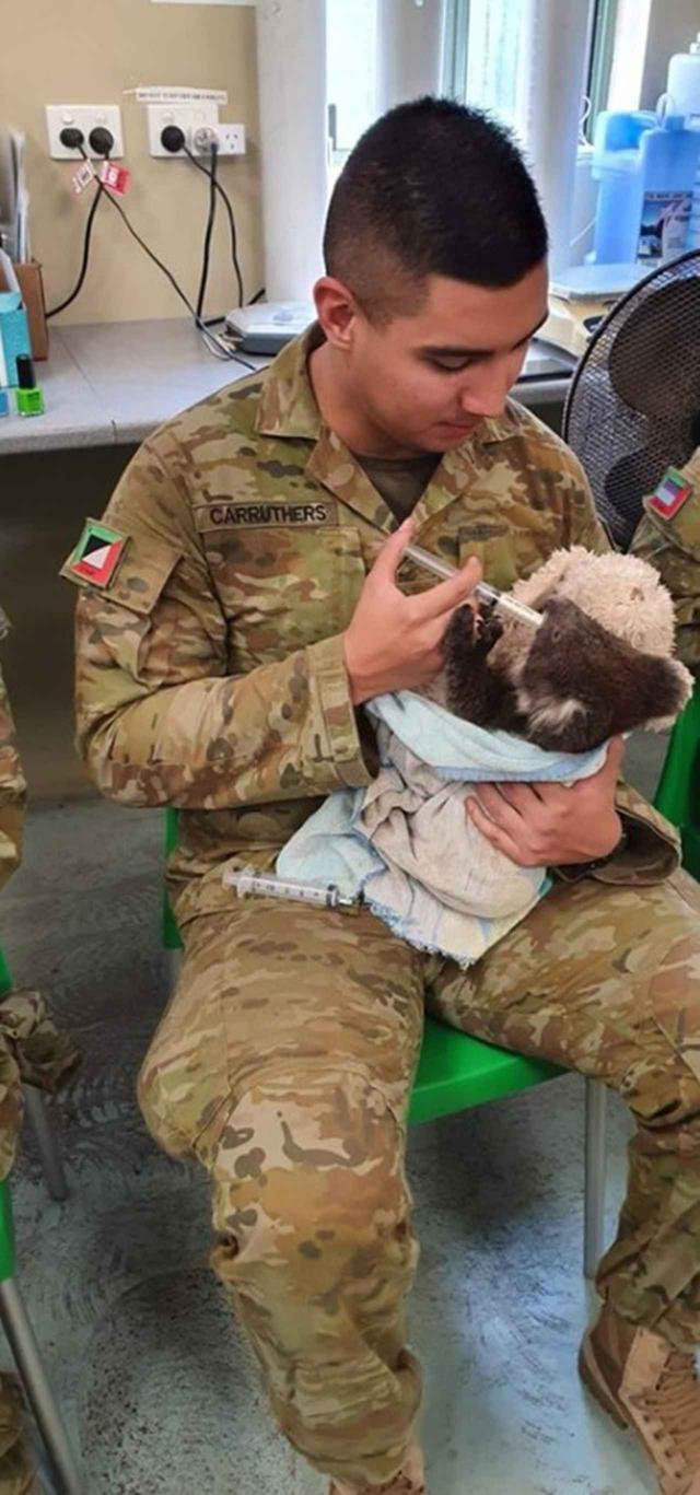 画像3: ⒸAustralian Army/Facebook