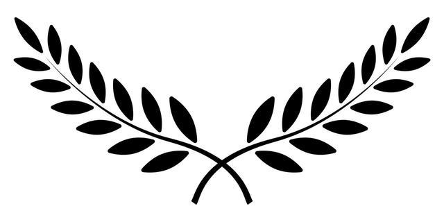 画像3: 鎖骨に「月桂冠」のタトゥー