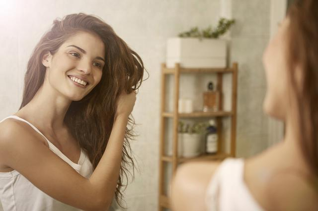 画像: 熱ダメージを受けた髪のケア方法
