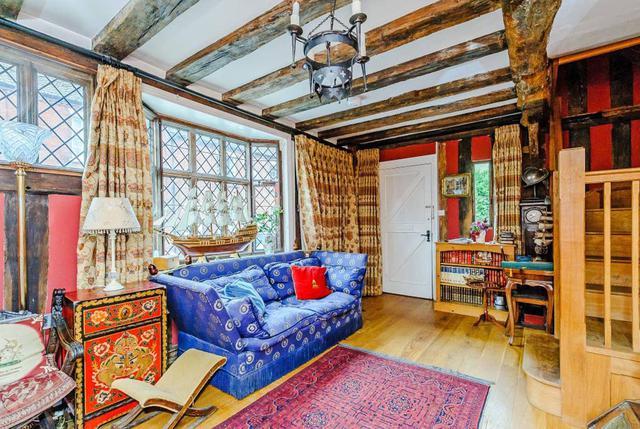 画像3: ハリーが幼少期を過ごした家がAirbnbに
