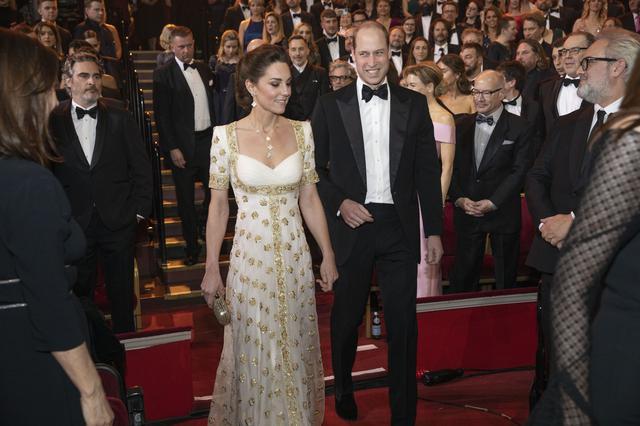 画像: 式典に参加したウィリアム王子は多様性の危機を批判