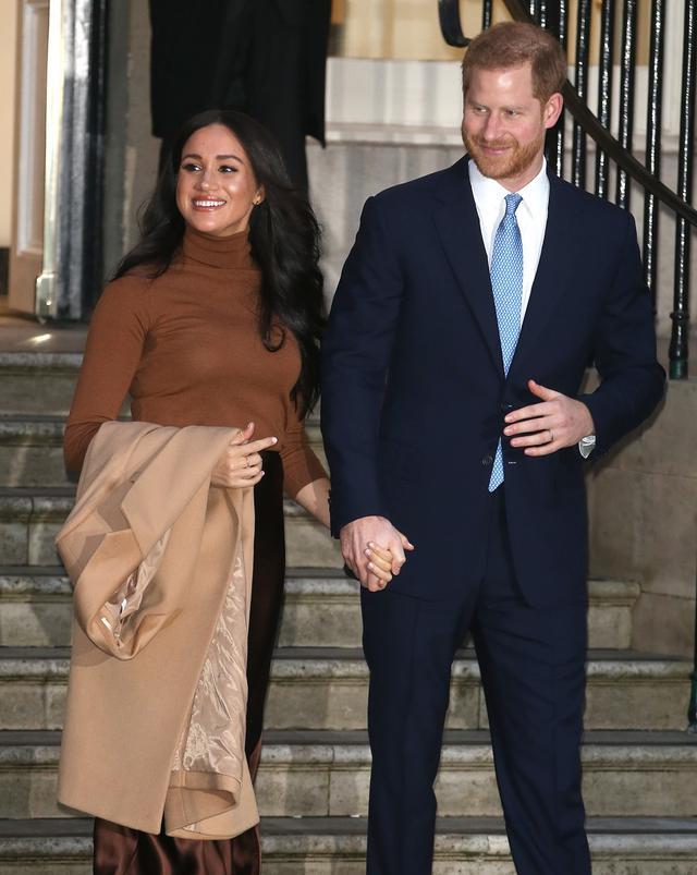 画像: 王室が冷ややかな反応