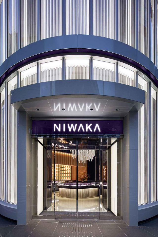 画像1: 全5フロアでNIWAKAの世界を堪能
