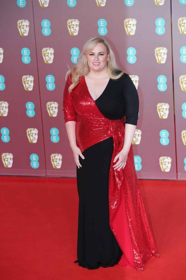 画像: BAFTAの会場が揺れたスピーチ