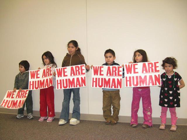 画像: アメリカで深刻化する移民問題