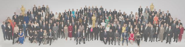 画像: 2020年度にノミネートされた人々。©Academy of Motion Picture Arts and Sciences