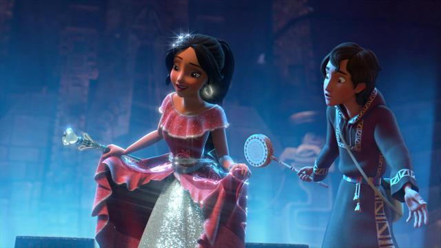 画像1: ディズニーのラテン系プリセス、エレナ
