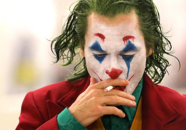 画像: 『ジョーカー』の笑い