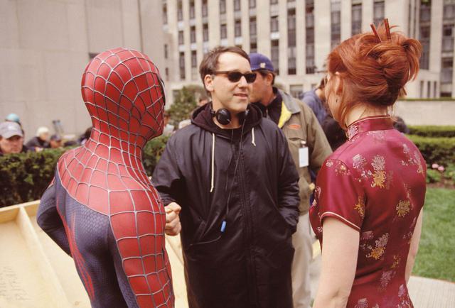 画像: 元祖スパイダーマン監督に熱視線
