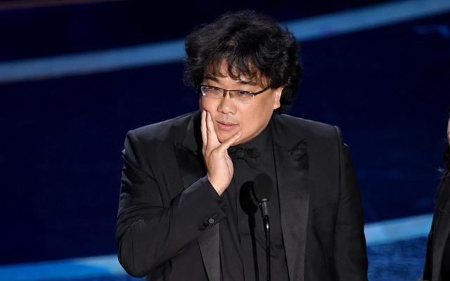 画像: ポン・ジュノ監督、大好きな監督たちを称える
