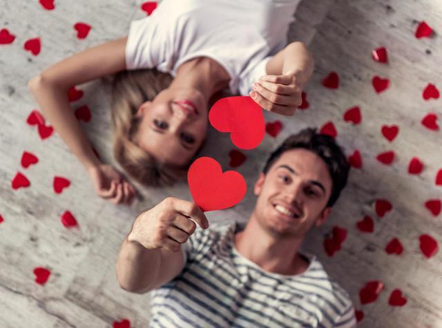 画像: バレンタインデーを恋人たちのために