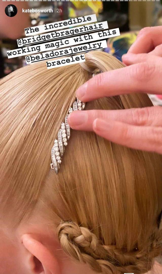 画像3: 豪華なブレスレットをヘアアクセに