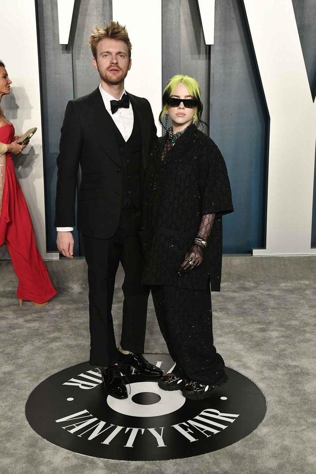 画像: ビリーがアカデミー賞授賞式のアフターパーティーに参加