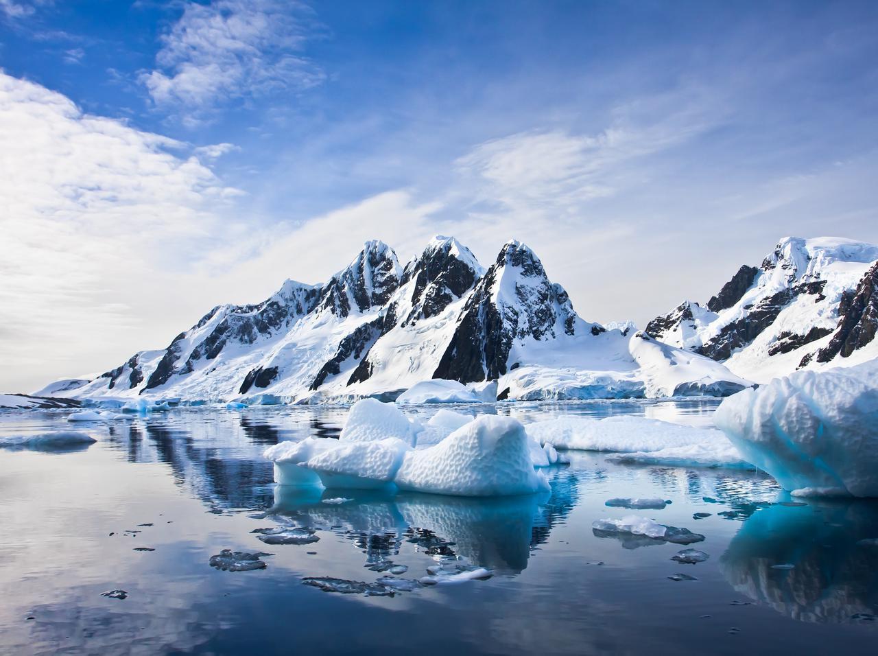 南極 気温