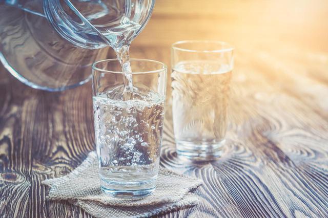 画像: 身体の水分不足